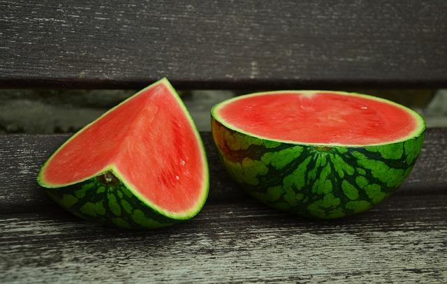 wassermelone zuckergehalt