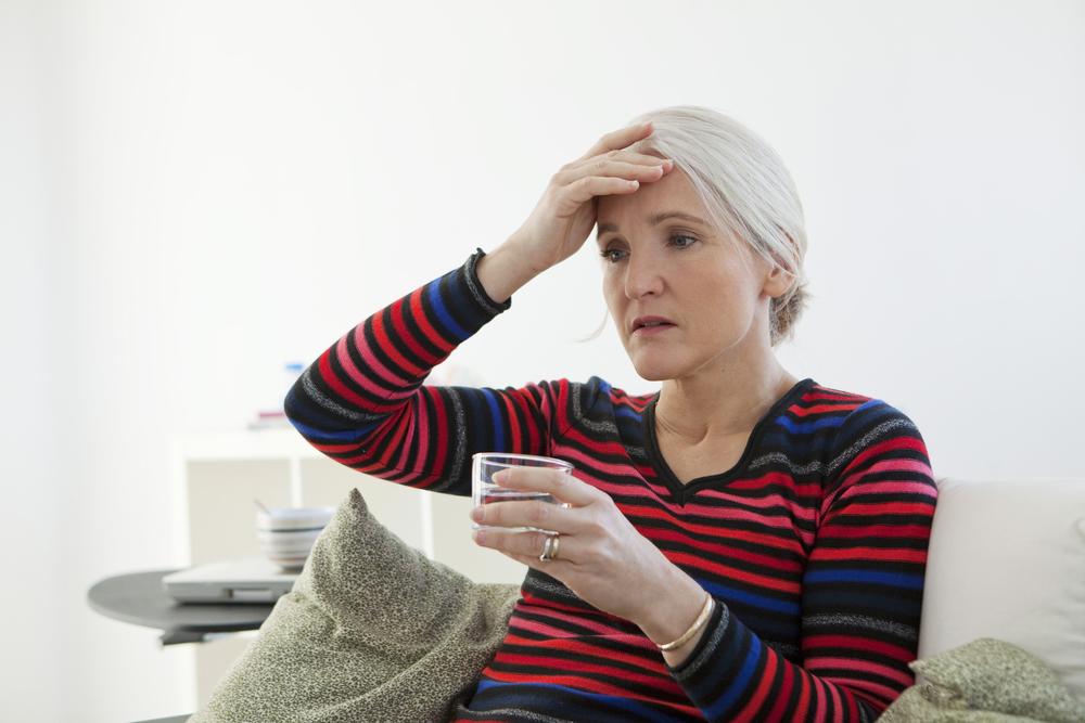 Wechseljahre Frau